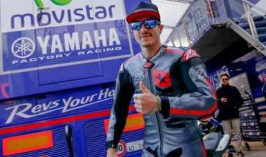 Kehadiran Vinales di Yamaha Takkan Jadi Masalah untuk Rossi