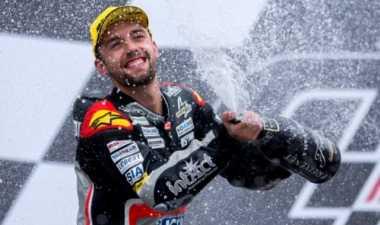 Jelang Lakoni Debut di MotoGP, Folger Dapat Wejangan dari Iannone