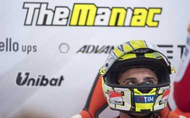 Kepergian Iannone Beri Dampak Positif bagi Ducati