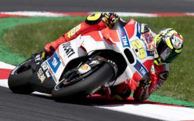 Dovizioso Tak Miliki Target Khusus di GP Qatar Musim Depan