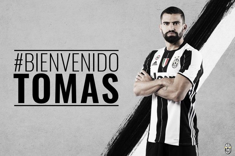 Juventus Resmi Datangkan Tomas Rincon