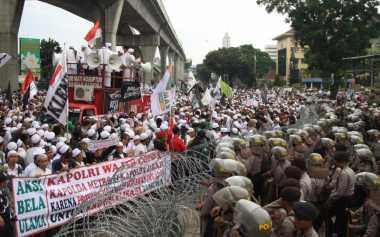 FOKUS: Aksi 161 Menggugat Jabatan Kapolda Jabar