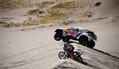 Sebastien Loeb Kecewa Gagal Juarai Rally Dakar 2017