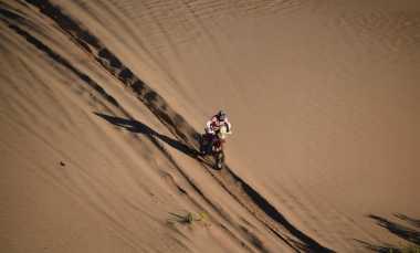 Honda Tetap Merasa Juara di Rally Dakar 2017