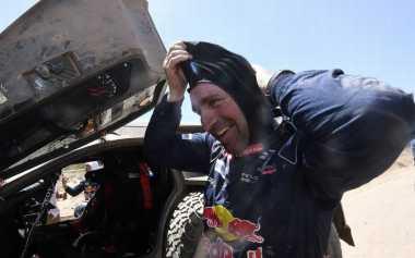 Foto-Foto Saksi Kerasnya Rally Dakar 2017