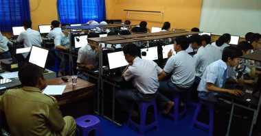 Disdik NTT Pastikan Pasokan Listrik dan Internet Aman untuk UNBK