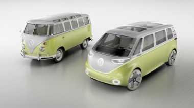 Belum Puas, Volkswagen Akan Buat Tiga Mobil Konsep Lagi