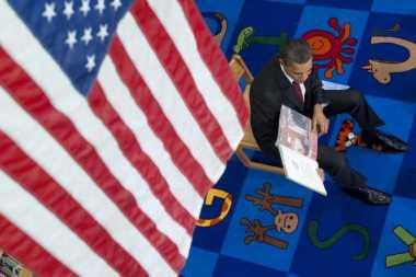 Sepi Kerjaan, Obama Akan Tenggelamkan Diri dalam Buku