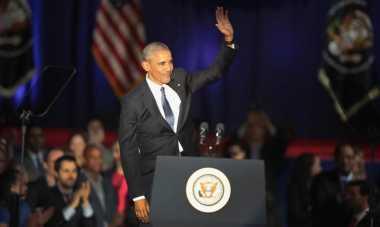 Obama, Presiden AS yang Dermawan Berikan Grasi