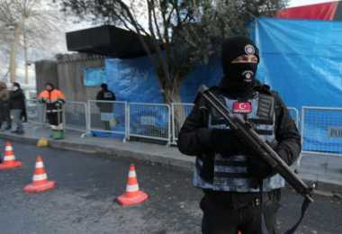 Polisi Tangkap Terduga Penyerangan Klub Malam Tahun Baru Di Istanbul