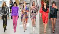 TREN FASHION 2017: Gaya 80'an Jadi Tema Besar Paris Fashion Week