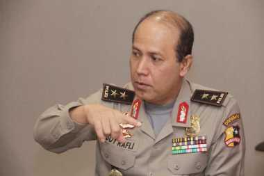 Twitter Habib Rizieq & FPI Diblokir, Mabes Polri: Itu Bukan Domain Polisi