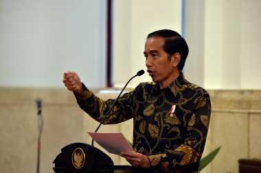 Jokowi: Jangan Jadikan Pembentukan Regulasi Baru sebagai Proyek Tahunan!