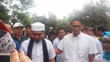 Ustadz Solmed Beri Jaminan ke Warga Jakarta untuk Pilih Anies-Sandi