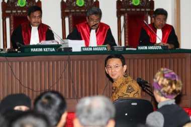 Antisipasi Pengunjung Tak Dapat Masuk Ruang Sidang Ahok, PN Jakut Sediakan Speaker