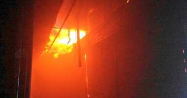 Pasar Inpres Senen Terbakar, Polisi Sempat Sulit Padamkan Api