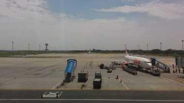 Pascagempa Deliserdang, Penerbangan di Bandara Kualanamu Tetap Normal