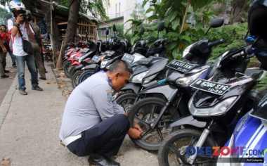 Polda Bali Tingkatkan Penertiban Parkir Liar