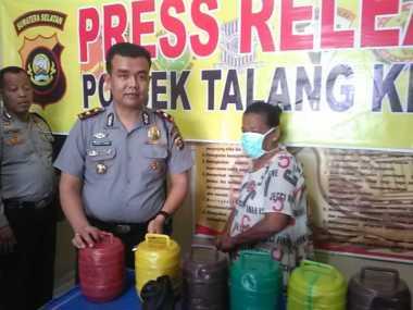 Rahmawati Soekarno Ditangkap karena Ngaku Bisa Gandakan Uang