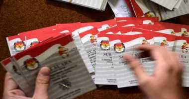 939 Ribu Surat Suara Pilgub Bangka Belitung Mulai Disebar ke 7 Daerah