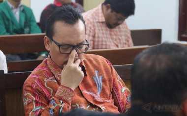 Jaksa Tolak Eksepsi Ramadhan Pohan