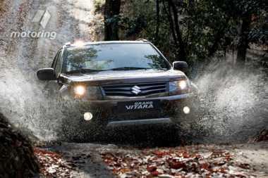 Menerka Hadirnya Suzuki Grand Vitara Tujuh Penumpang