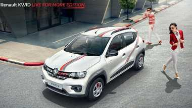 Agar Terlihat Menarik, Renault Permak Kwid
