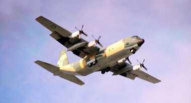 Jet Tempur Nigeria Keliru Jatuhkan Bom ke Kamp Pengungsian