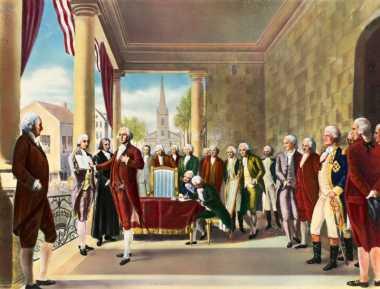 George Washington Pinjam Uang demi Hadiri Pelantikan Presiden AS