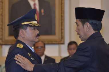 Jabat KSAU, Marsekal Hadi Akan Laksanakan Perencanaan Transparan di TNI AU