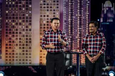 """Ahok Menutup Debat Tanpa Komitmen untuk Jakarta"""