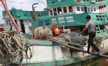 Lakukan Illegal Fishing, 70 WNA  Vietnam Diamankan di Bandara Soetta