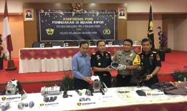 Bea Cukai Gagalkan Penyelundupan Sabu di Pelabuhan Tanjung Priok