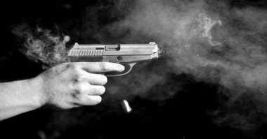 Polisi Usut Motif Penembakan Pemilik Toko Senjata di Medan