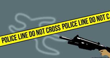 Polisi Buru Pelaku Penembakan Pemilik Toko Senjata di Medan