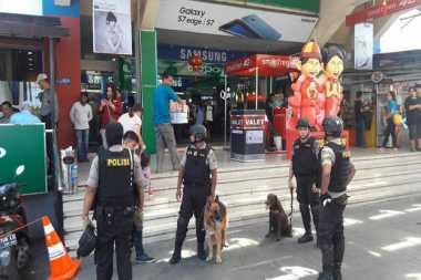 Teror Bom di Manado, Polisi Tak Temukan Benda Mencurigakan