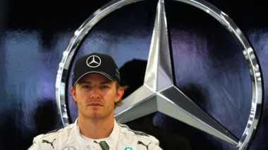 Pensiun dari F1, Nico Rosberg jadi Duta Mercedes