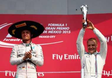 Nico Rosberg: Bottas adalah Solusi yang Tepat Bagi Mercedes