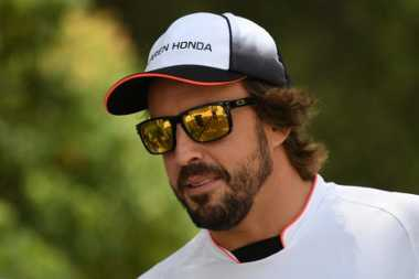 Fernando Alonso Maklumi Vandoorne jika Hasil F1 2017 Kurang Baik