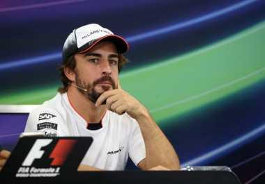 Fernando Alonso: Vandoorne Angin Segar bagi McLaren