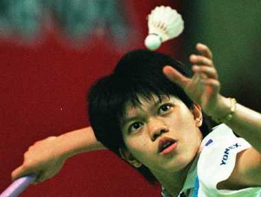 Mia Audina vs Zhang Ning, Drama Indonesia Rebut Piala Uber Kedua pada 1994