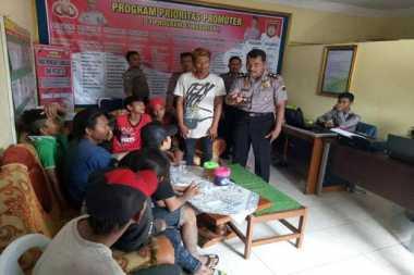 Resahkan Warga, 7 Pengamen Didenda Rp25 Ribu dalam Sidang Tipiring