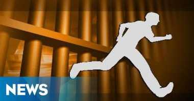Ingin Tahun Baru Bersama Pacar, Kelvin Cs Kabur dari Penjara