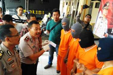 Komplotan Penipu Bermodus Surat Berharga Palsu Ditangkap Polisi