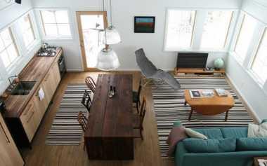 Inilah Keuntungan Tinggal di Apartemen Kecil ketimbang di Rumah Besar