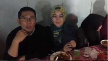 Sembuh dari Demam Berdarah, Ridwan Kamil Langsung Wisata Kuliner