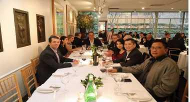 Hary Tanoe Makan Siang Bareng Putra Donald Trump, Begini Komentar Netizen
