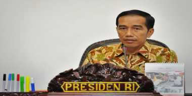 Jokowi Minta Saran ke Habibie dan Try Sutrisno