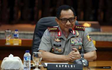 Jenderal Tito: Kualitas Polri Tak Kalah dengan Polisi Negara Maju