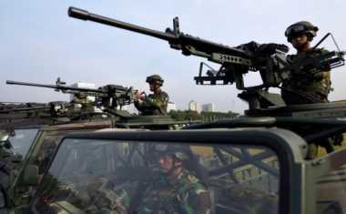 Hadapi Perubahan Global, TNI Rencanakan Penyebaran Pangkalan Militer